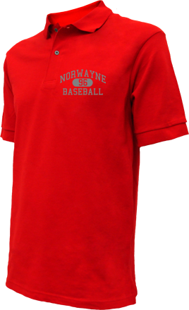 Norwayne High School Embroidered Polo Shirts