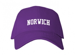 Norwich High School Kid Embroidered Baseball Caps
