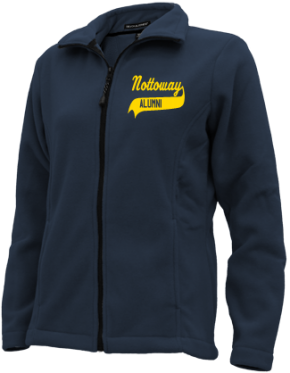 Nottoway Middle School Embroidered Fleece Jackets