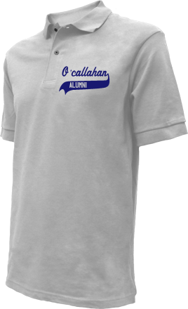 O'callahan Middle School Embroidered Polo Shirts