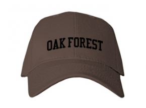 Oak Forest High School Kid Embroidered Baseball Caps