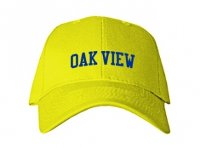 Oak View Middle School Kid Embroidered Baseball Caps