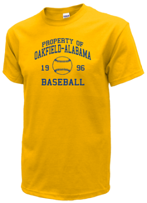 Oakfield-alabama High School T-Shirts