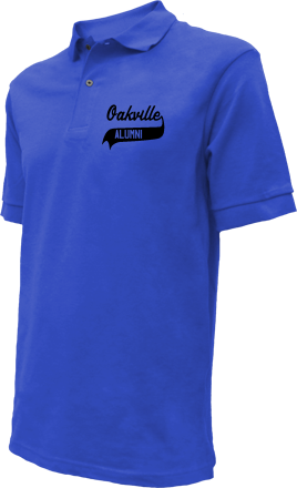 Oakville Elementary School Embroidered Polo Shirts