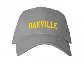 Oakville High School Kid Embroidered Baseball Caps