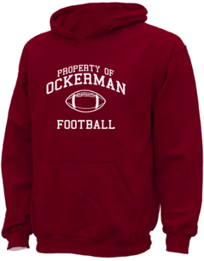 Ockerman Middle School Kid Hooded Sweatshirts