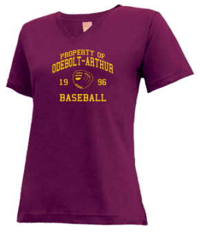 Odebolt-arthur High School V-neck Shirts
