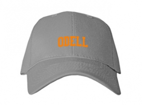 Odell High School Kid Embroidered Baseball Caps