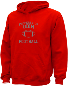 Odin Elementary School Kid Hooded Sweatshirts
