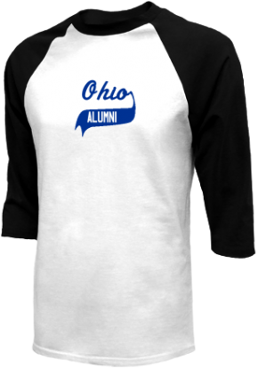Ohio Elementary School Raglan Shirts