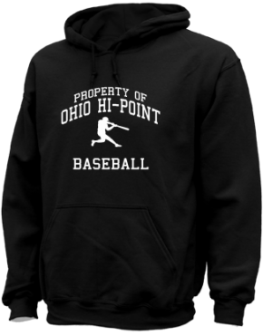 Ohio Hi-point High School Hoodies