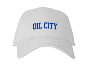 Oil City High School Kid Embroidered Baseball Caps
