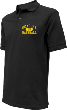 Okarche High School Embroidered Polo Shirts