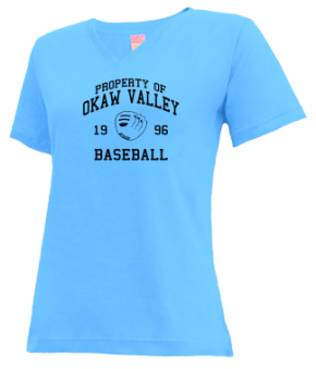 Okaw Valley High School V-neck Shirts