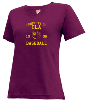 Ola High School V-neck Shirts