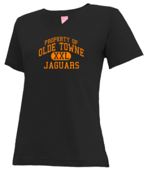 Olde Towne Middle School V-neck Shirts