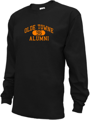 Olde Towne Middle School Long Sleeve Shirts