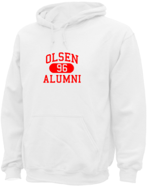Olsen Middle School Hoodies