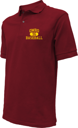 Omro High School Embroidered Polo Shirts