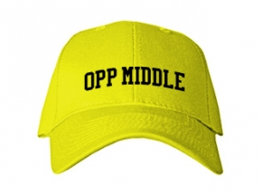 Opp Middle School Kid Embroidered Baseball Caps