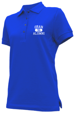 Oran High School Embroidered Polo Shirts