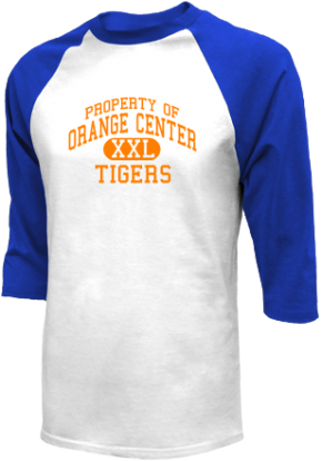 Orange Center School Raglan Shirts