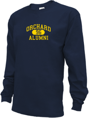 Orchard Elementary School Long Sleeve Shirts