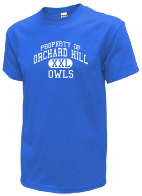 Orchard Hill Elementary School Kid T-Shirts