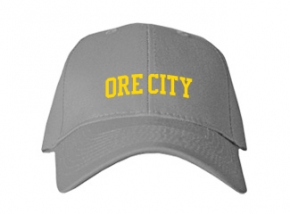 Ore City High School Kid Embroidered Baseball Caps