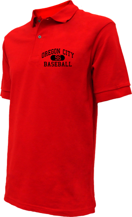 Oregon City High School Embroidered Polo Shirts