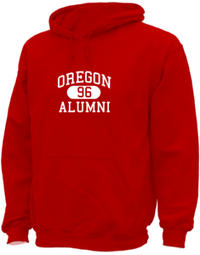 Oregon High School Hoodies