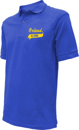 Orland Junior High School Embroidered Polo Shirts