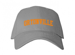 Ortonville High School Kid Embroidered Baseball Caps
