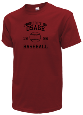 Osage High School T-Shirts