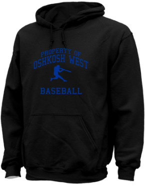 Oshkosh West High School Hoodies