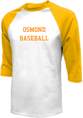 Osmond High School Raglan Shirts