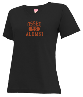 Osseo High School V-neck Shirts