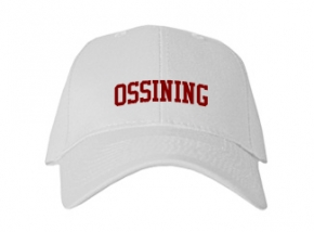 Ossining High School Kid Embroidered Baseball Caps