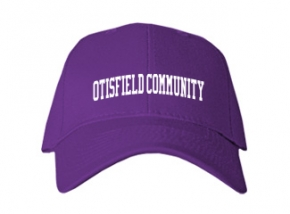 Otisfield Community School Kid Embroidered Baseball Caps