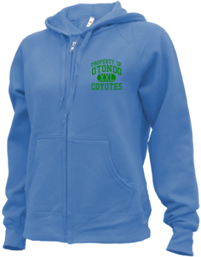 Otondo School Zip-up Hoodies
