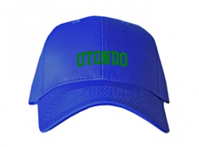Otondo School Kid Embroidered Baseball Caps