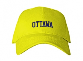 Ottawa Elementary School Kid Embroidered Baseball Caps
