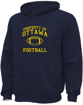 Ottawa Elementary School Kid Hooded Sweatshirts