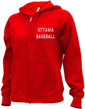 Ottawa High School Zip-up Hoodies