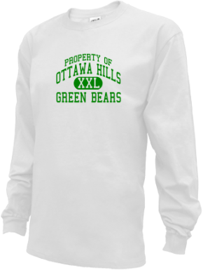 Ottawa Hills Elementary School Kid Long Sleeve Shirts