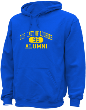 Our Lady Of Lourdes School Hoodies