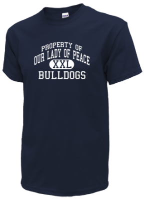 Our Lady Of Peace School Kid T-Shirts