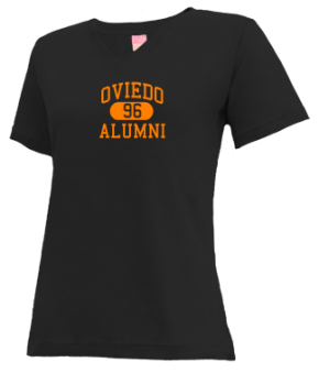 Oviedo High School V-neck Shirts