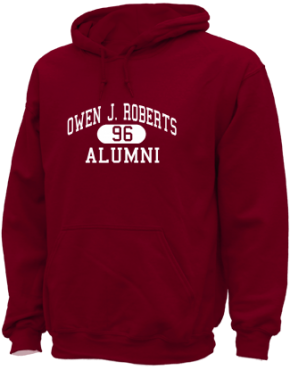Owen J. Roberts High School Hoodies
