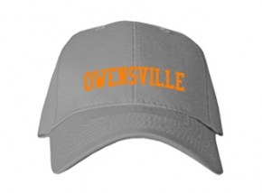 Owensville High School Kid Embroidered Baseball Caps